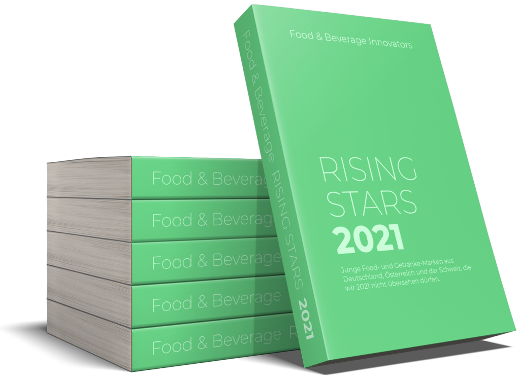 Food and Beverage - Rising Stars Report 2021